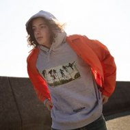 Lords of Dogtown × Marbles /PARKA / TOP GRAY / MHP-A20DT01<img class='new_mark_img2' src='https://img.shop-pro.jp/img/new/icons1.gif' style='border:none;display:inline;margin:0px;padding:0px;width:auto;' />