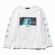 Lords of Dogtown × Marbles L/SL TEE / WHITE / MCS-A20DT03<img class='new_mark_img2' src='https://img.shop-pro.jp/img/new/icons1.gif' style='border:none;display:inline;margin:0px;padding:0px;width:auto;' />