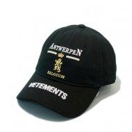 VETEMENTS/ANTWERP LOGO CAP