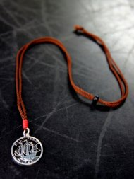 【B. I. MIRACLE】HALF PENNY SILK ROPE(ブラウン)<img class='new_mark_img2' src='//img.shop-pro.jp/img/new/icons55.gif' style='border:none;display:inline;margin:0px;padding:0px;width:auto;' />