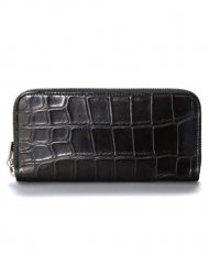 aniary/Leather Zipper Bill Holder L(BLACK)<img class='new_mark_img2' src='https://img.shop-pro.jp/img/new/icons50.gif' style='border:none;display:inline;margin:0px;padding:0px;width:auto;' />