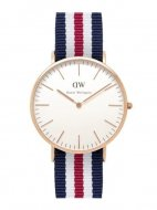 DANIEL WELLINGTON/カンタベリー/ローズ 40mm(MEN)<img class='new_mark_img2' src='//img.shop-pro.jp/img/new/icons55.gif' style='border:none;display:inline;margin:0px;padding:0px;width:auto;' />