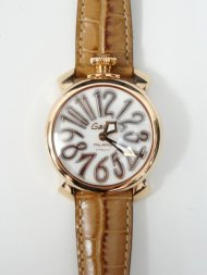 GaGa MILANO/MANUALE 40MM 5021.2<img class='new_mark_img2' src='//img.shop-pro.jp/img/new/icons50.gif' style='border:none;display:inline;margin:0px;padding:0px;width:auto;' />