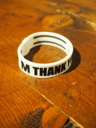 M/(予約)phiten by M (M THANK YOU FRIENDS)(WHITE)