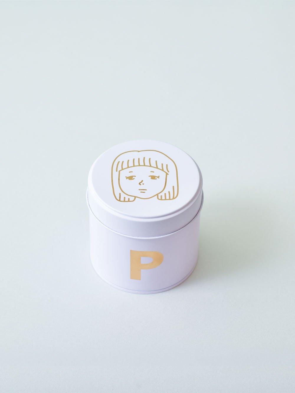 かおクッキー(ピーナッツ味/P缶)