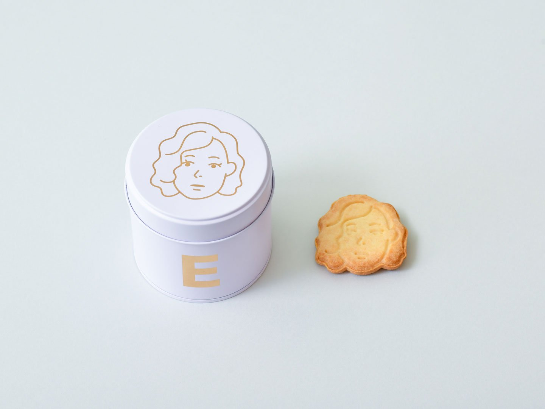 かおクッキー(チーズ味/E缶)