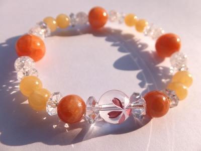桜ブレス(橙)