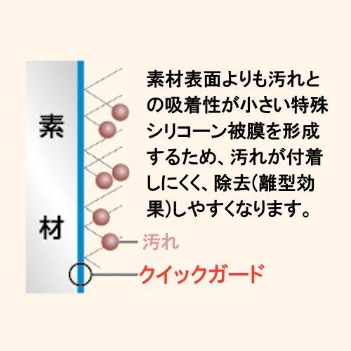 日本ケミカル PCS クイックガード(水まわり) 480ml