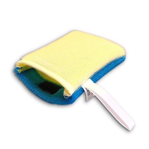 アイセン 石鹸が入るトレピカ手洗いブラシ
