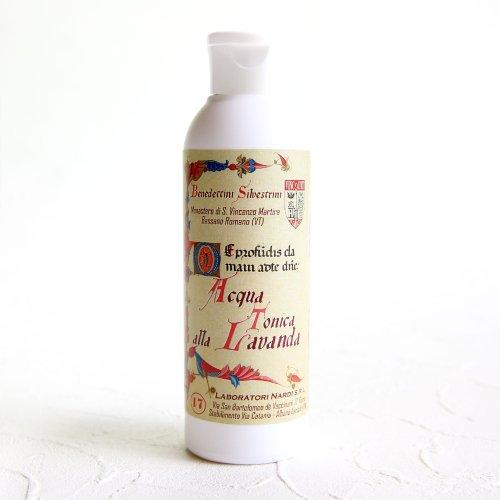 聖ヴィンチェンツォ修道院のラベンダー化粧水 【 アクア トニカ アラ ラヴァンダ 】 のイメージ