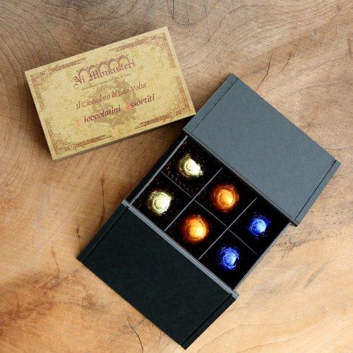 チョコラティーニ アソルティーティII のイメージ