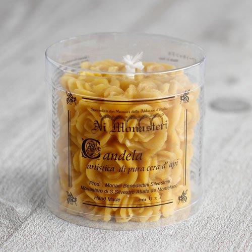 ギフト 天然蜜蝋のアロマキャンドル のイメージ