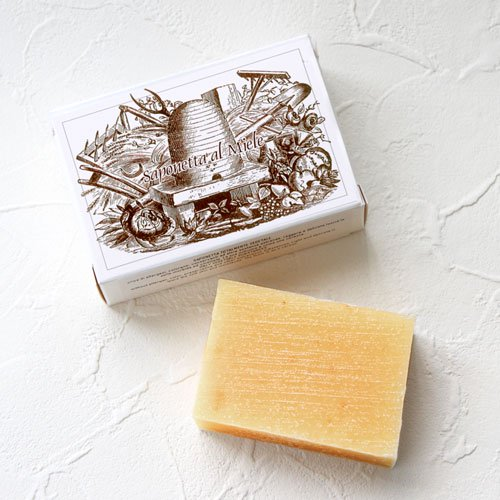 蜂蜜石鹸 【 Saponetta al Miele 】 のイメージ