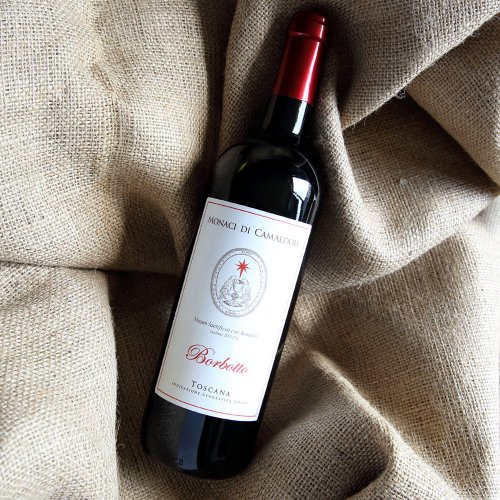 カマルドリ修道院 ヴィーノ ボルボット ロッソ (赤ワイン) 【IGT】 のイメージ
