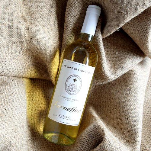カマルドリ修道院 ヴィーノ ボルボット ビアンコ (白ワイン)【IGT】 のイメージ
