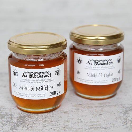 蜂蜜2種ギフトセット のイメージ