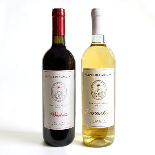 修道院ワイン2種フォーマルギフトセット のイメージ