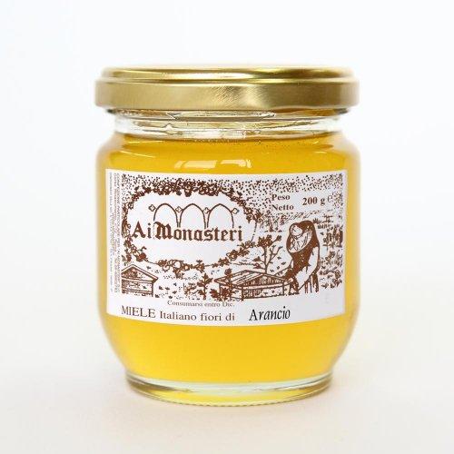 オレンジ蜂蜜 のイメージ