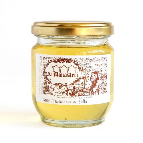 スッラ蜂蜜(フレンチハニーサックル) のイメージ