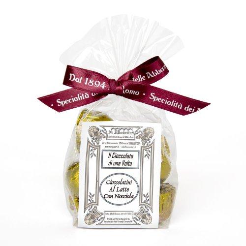 Cioccolatini al Latte con Nocciola - チョコレート ヘーゼルナッツ のイメージ