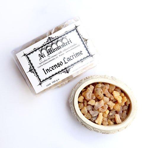 フランキンセンス(乳香)の雫/お香・樹脂香 のイメージ