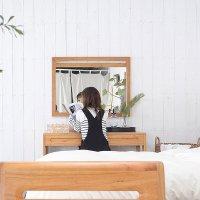 送料無料 ミンディ【エルジャ】ミラー(タテ/ ヨコ)鏡