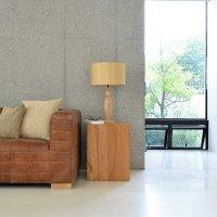 送料無料 ELM サイドテーブル 45x45x60