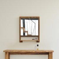 送料無料 EL【ムーウェン】ミラー57x73 90980(直輸入,北欧家具,木製家具,アジアン家具,雑貨)