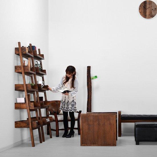 送料無料!!チーク【ヴィディ】ウォールデコレーションSサイズ アジアン家具