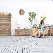 送料無料!!【ロホ】エンヴィ ドレッサー(直輸入,北欧家具,木製家具)