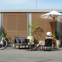 送料無料!!★【オーランド】サイドテーブル 60×60<br>直輸入 北欧家具 木製家具 アジアン家具