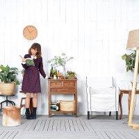 送料無料チーク【ピケ】サイドキャビネット  アジアン家具