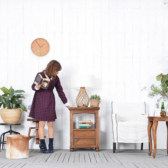 送料無料チーク【オーキッド】フォンテーブル  アジアン家具