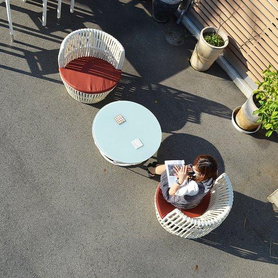 予約 送料無料!【アプリコット 】コーヒーテーブル アウトドア家具 ガーデン家具 ガーデンファニチャー 庭用 外用 屋…