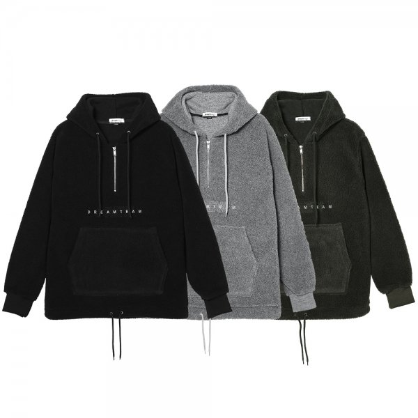 SHERPA FLEECE / Pullover