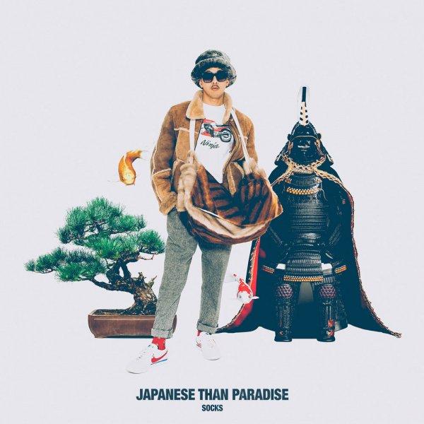 SOCKS / JAPANESE THAN PARADISE