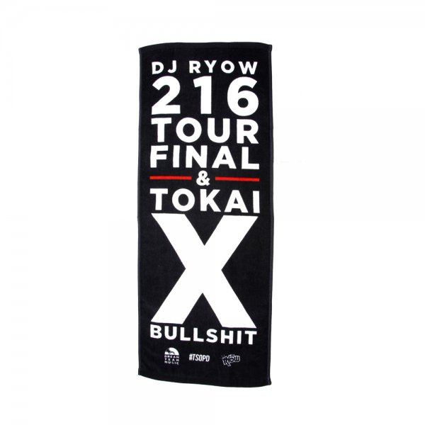 216 TOUR FINAL / FACE TOWEL