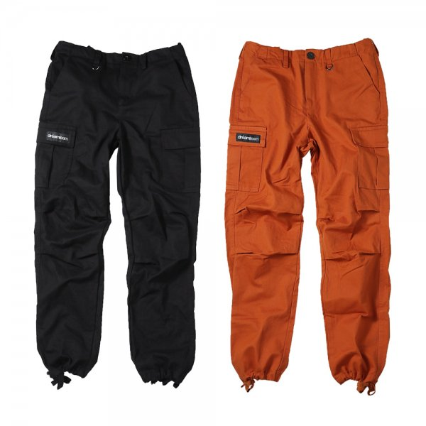 COLOR CARGO PANTS