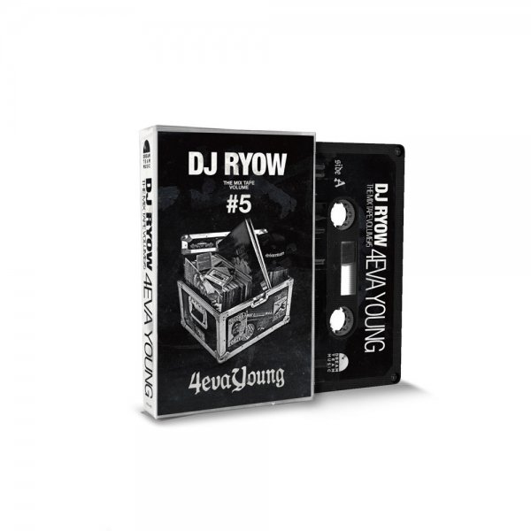 DJ RYOW / THE MIX TAPE VOLUME #5 - 4eva Young - (Cassette Tape)