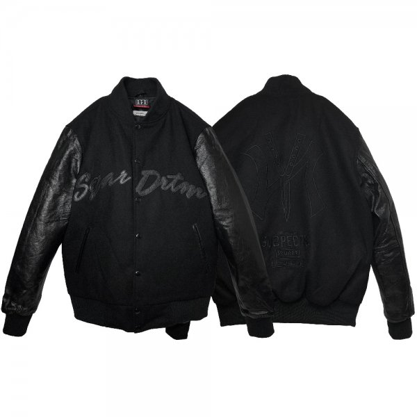 SQUARE x DREAM TEAM / STADIUM JACKET<img class='new_mark_img2' src='//img.shop-pro.jp/img/new/icons16.gif' style='border:none;display:inline;margin:0px;padding:0px;width:auto;' />