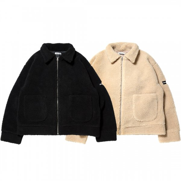 BLACK TAG / FLEECE JACKET