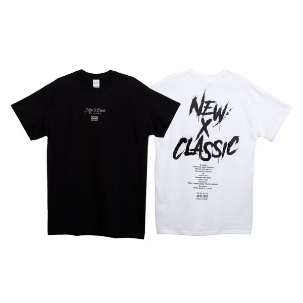 NEW X CLASSIC T-SHIRTS [DT限定アイテム]