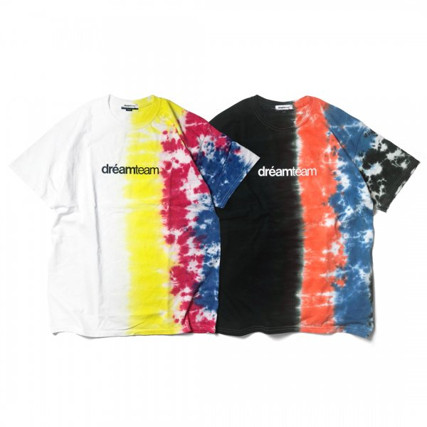 BASIC LOGO TIE DYE 2nd T-SHIRTS