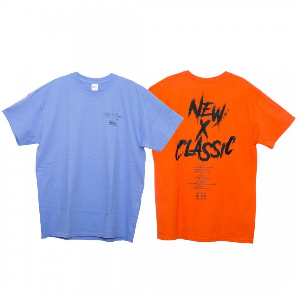 DJ RYOW / NEW X CLASSIC T-SHIRTS