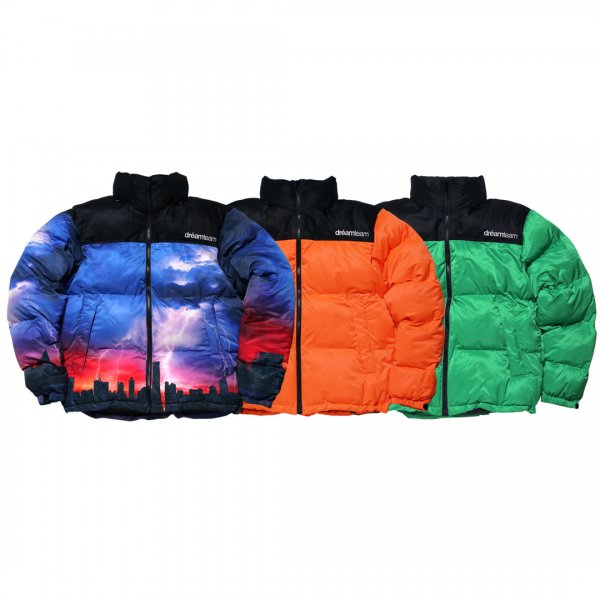 <img class='new_mark_img1' src='//img.shop-pro.jp/img/new/icons24.gif' style='border:none;display:inline;margin:0px;padding:0px;width:auto;' />DT LOGO Puffy Jacket