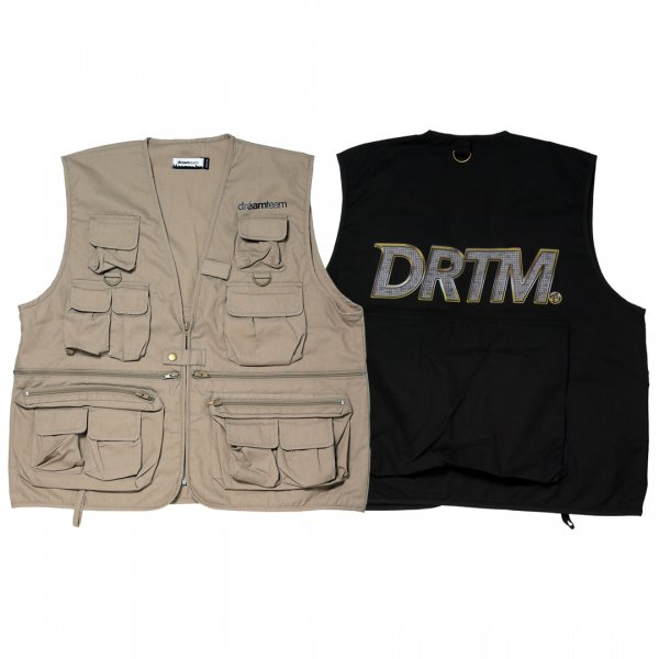 <img class='new_mark_img1' src='//img.shop-pro.jp/img/new/icons24.gif' style='border:none;display:inline;margin:0px;padding:0px;width:auto;' />BLING LOGO Military Vest