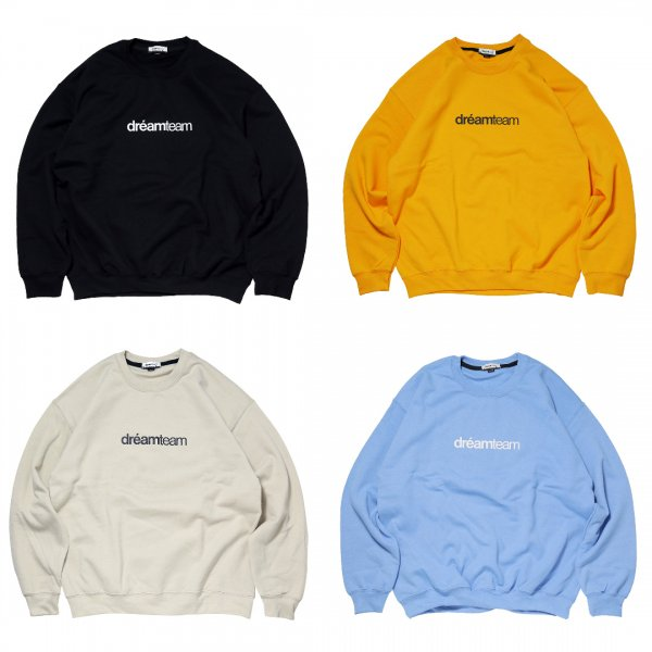 Basic Logo Crewneck Sweat