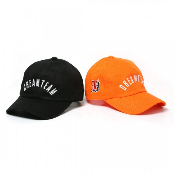 D LOGO SIX PANEL CAP