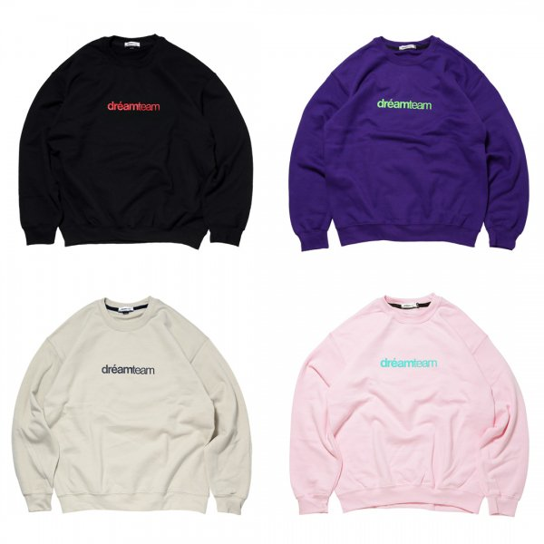 "Basic Logo Crewneck Sweat ""New Color"""