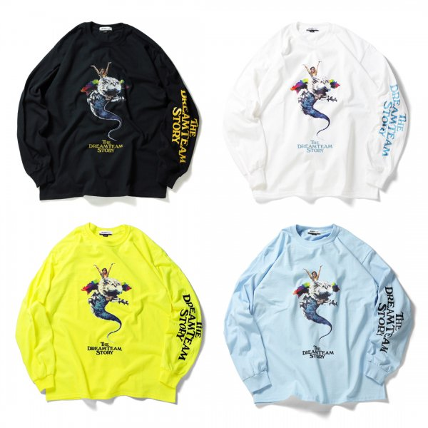 The Dream Team Story L/S T-SHIRTS
